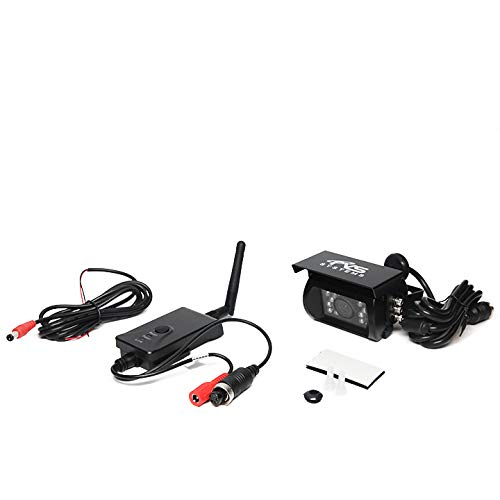 Camera Image Connects Directly to Your Phone! Rear View Safety Commercial Grade WiFi Backup Camera System
