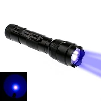 Blacklight Torche Ultraviolet Windfire Uv Led Lampe EHIWY9e2D