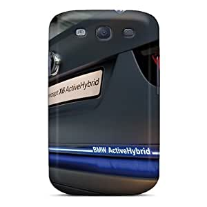 High Quality XOk7123STBX Bmw Concept X6 Active Hyprid Tail Lights Tpu Cases For Galaxy S3