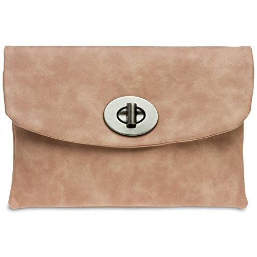 Clutch Women Women Clutch CASPAR TA339 Rose TA339 Envelope Old Old Envelope CASPAR CASPAR Rose TA339 FxZUFwq7n