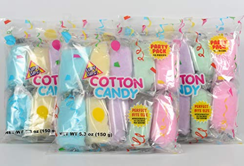 Cotton Candy Assorted Flavors 30 Pack]()