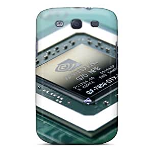 For Galaxy S3 Premium Tpu Case Cover Collage Nvidia Protective Case