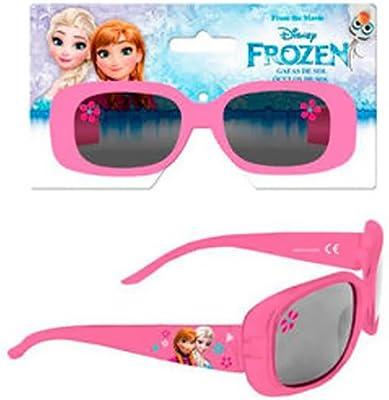 Frozen - par de gafas de sol rosas Frozen: Amazon.es: Belleza