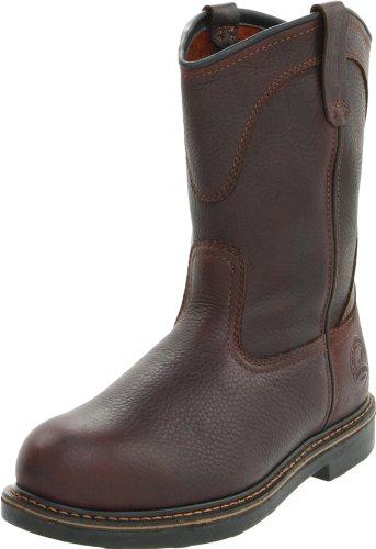 Irish Setter Men's 83905 Wellington Work Boot,Brown,13 EE US