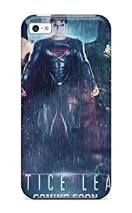 Nicholas D. Meriwether's Shop Case Cover Protector Specially Made For Iphone 5c Justice League