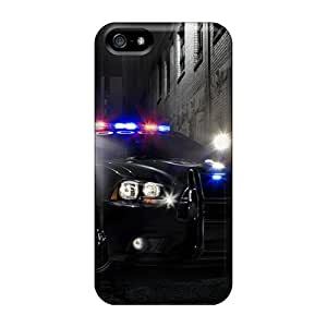 New Fashion Premium PC For Ipod Touch 4 Phone Case Cover - Charger Pursuit 2011