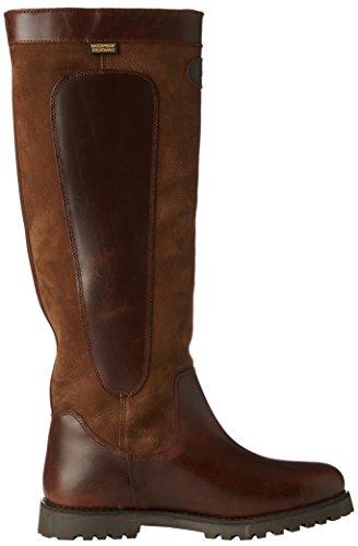 Cabotswood Aldington Botas, Mujer Marrón (Oak/Bison)