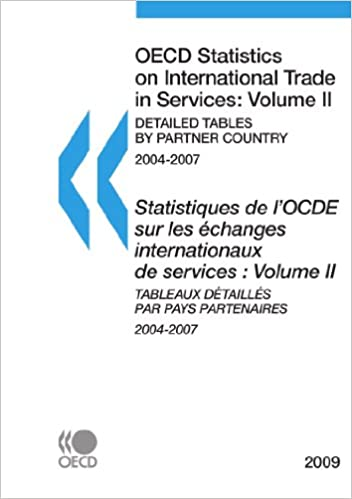 Book OECD Statistics on International Trade in Services 2009, Volume II, Detailed Tables by Partner Country: Edition 2009
