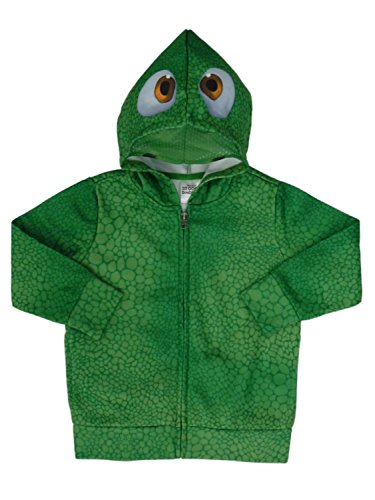 Disney Infant & Toddler Boys Green The Good Dinosaur Hoodie Sweatshirt 18-24m