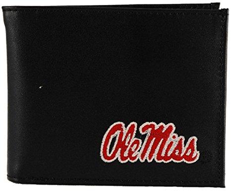 Sandol Ole Miss Rebels Men's Bi-fold Wallet