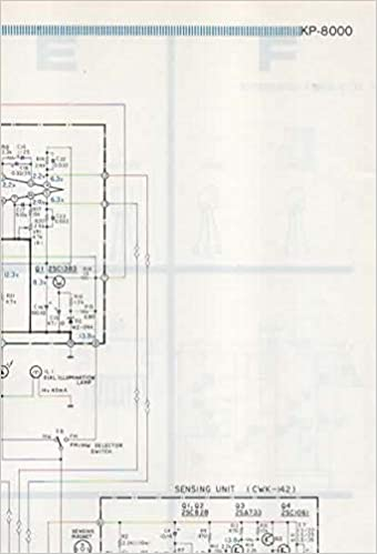 schematic wiring circuit diagram for pioneer centrex kp-8000 supertuner car  stereo cassette tape player with mw/fm radio: pioneer electronic corp, not  stated, centrex: amazon.com: books  amazon.com