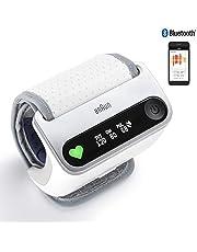 Save on Braun BPW4500WE Icheck 7 Tensiomètre au poignet pour suivi intelligent et rapide de la santé cardiovasculaire and more