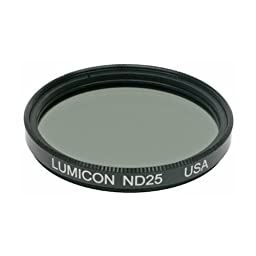 Lumicon Neutral Density Filter ND25 25% Transmission - 2\