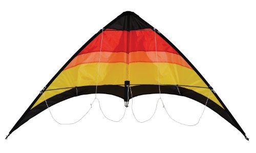 - In the Breeze Sunset Sport Kite with Straps, 55-Inch