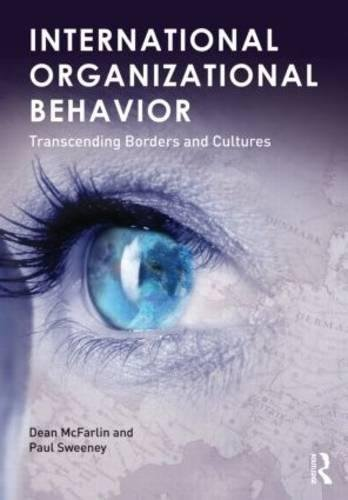 Ohio State Borders - International Organizational Behavior: Transcending Borders and Cultures