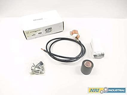 WIRELESS SOLUTIONS WGK-S78 STD GROUND KIT FOR 7/8IN COAXIAL CABLE D523362
