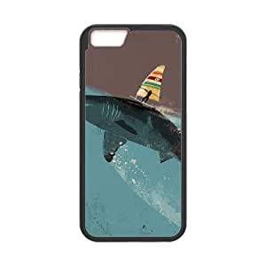 Shark Week iPhone 6 Case,Iphone 6 Cases For Girls Designs - Black Yearinspace153606