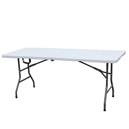 Folding table Mesa Plegable para Exteriores Mesa De Camping ...