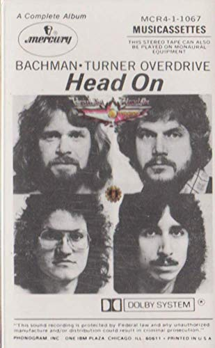(Bachman-Turner Overdrive: Head On Cassette)