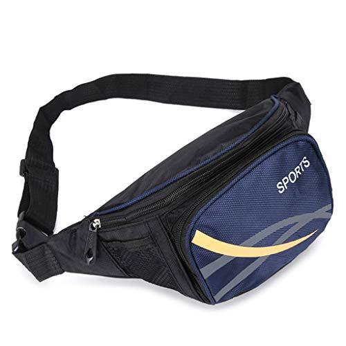 Fanny Bum Taille Randonnée Voyage Pack Randonnée Sport Zip Nylon Bag Running Poche Senoow zwqYp6AY