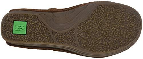 Legno Riso N5043 Da Donna Marrone legno Piacevole Stivaletti Naturalista El Campo TX5IIq