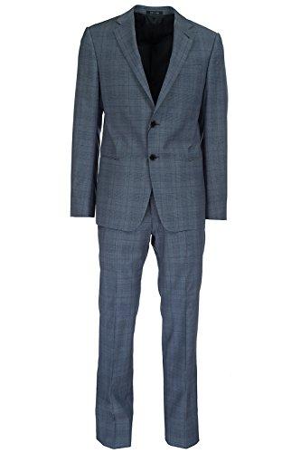 Armani Suit (Emporio Armani Men's Suit Original Grey US Size 50 (US 40) W1VTBAW1653920)