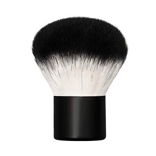 Kabuki Face Brush Foundation Blush for Mineral Stippling Makeup Face Blending Brush Cream Powder Makeup Brush (Kabuki) ...