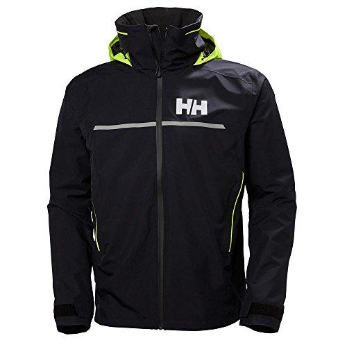 Helly Hansen Men's HP Fjord Jacket, Black, ()