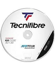 Tecnifibre ICE Code 18G (1.20mm) Tennis String 200m Reel - White