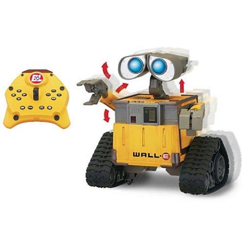 Disney Pixar U-Command Wall-E With Infrared Remote Control