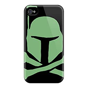Iphone 6plus SIA5770YaQj Allow Personal Design High-definition Boba Fett Pattern Shockproof Cell-phone Hard Cover -JohnPrimeauMaurice