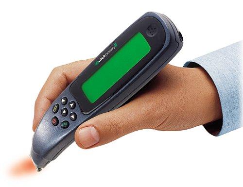 Quicktionary II Pen- Portuguese voice Portable Scanner- Translator