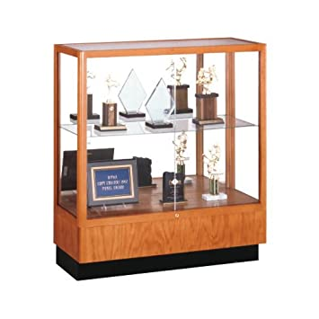 Amazon.com: Cabinet Height Trophy Case - Football: Sports & Outdoors