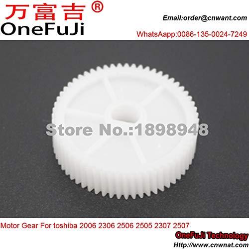 Printer Parts Toner Motor Gear 60T for Toshiba Copier 2006 2306 2307 2505 2506 2507 6LJ76817000 Copier Gear