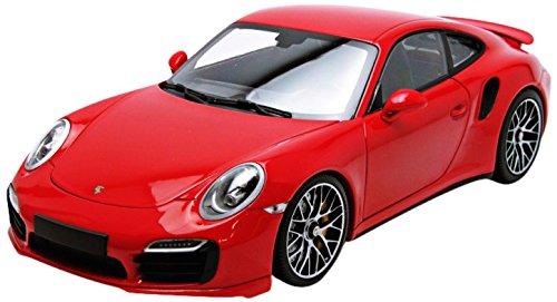 1/18 ポルシェ 911 ターボ S (991) 2013(レッド) 110062320