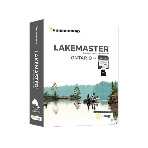 Humminbird 600053-1 LakeMaster