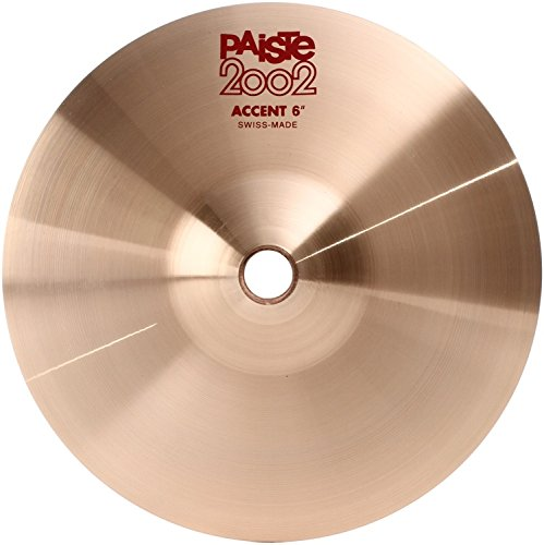 Paiste 2002 Accent Cymbal - - Bell Cymbal