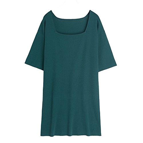 Robes MiGMV Mince Robes Tricot Apricot d't Jupe M Femmes de Place aA1xF5An