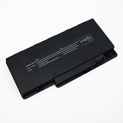 LQM 11.1V 5200mAh New Laptop Battery for HP Pavilion DM3 DM3-1020CA DM3-1023CA DM3-1058NR DM3-1124CA DM3-1130US HSTNN-OB0L HSTNN-E02C HSTNN-E03C 538692-351 538692-541 ()