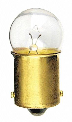 (Trade Number 1155, 8.0 Watts Miniature Incandescent Bulb, G6, Single Contact Bayonet (BA15s) )