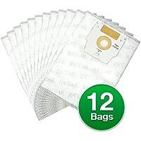 Riccar Genuine Vacuum Bag for: Riccar RHH-6 / Type H (2-Pack)
