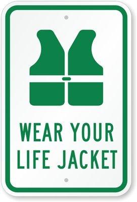 Wear Your Lifeジャケットサイン、18