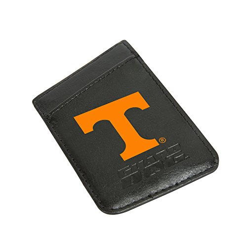Guard Dog Tennessee Volunteers Card Keeper/Card Holder Leather Phone Wallet with RFID Protection