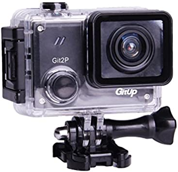 GitUp Git2P 90 Degree Lens Action Camera Pro Package cámara de acción: Amazon.es: Electrónica