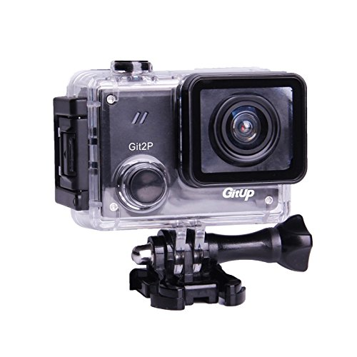 GitUp Git2P 90 Degree Lens Action Camera Pro Package Review
