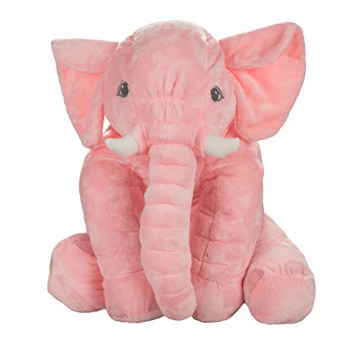 SGS Stuffed Elephant Pillow Cushion