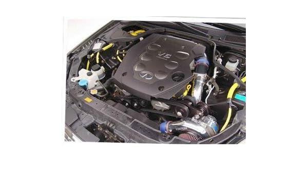 Amazon.com: VORTECH NZ218060SQ 2005-2006 Nissan 350Z Supercharger Kit: Automotive