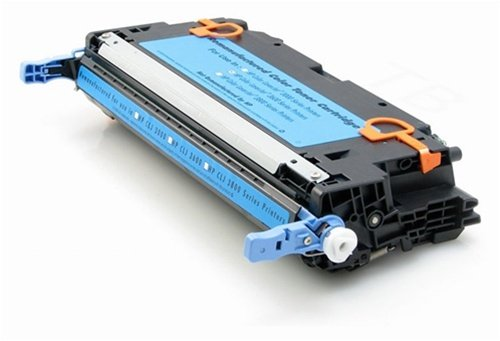 Generic Compatible Toner Cartridge Replacement for HP Q7581A ( Cyan (Q7581a Cyan Print Cartridge)