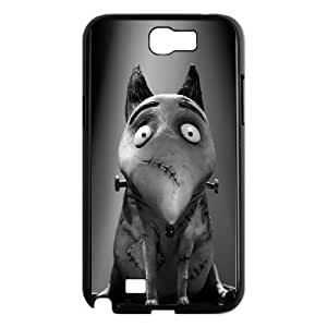 SamSung Galaxy Note2 7100 cell phone cases Black Frankenweenie fashion phone cases YEH0722313