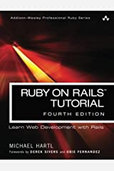 Ruby on Rails Tutorial: Learn Web Development with Rails (4th Edition) (Addison-Wesley Professional Ruby Series) Paperback